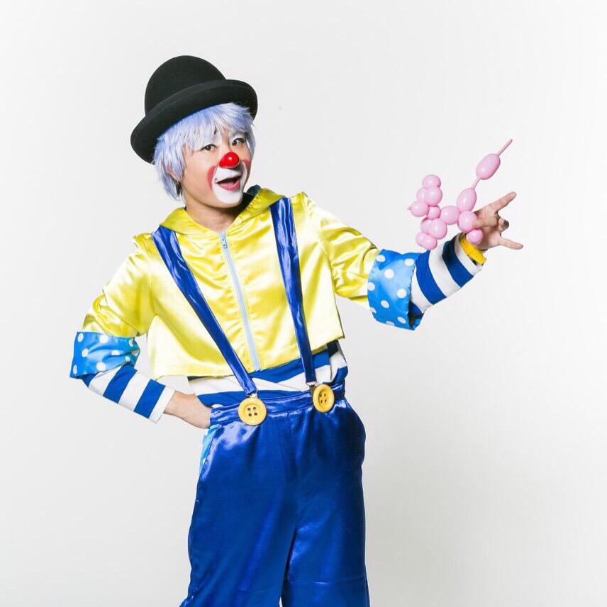【芸人になりたい方!マジック、バルーン学びたい方!!】